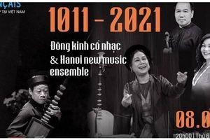 Đêm nhạc Việt Nam truyền thống và đương đại 1011 – 2021