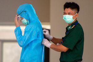 Tìm thấy 5 người nhập cảnh trái phép cùng bệnh nhân 1440