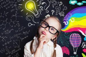 Dấu hiệu của đứa trẻ thông minh