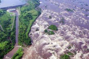Trung Quốc đẩy mạnh lấn sân sang thủy điện châu Phi