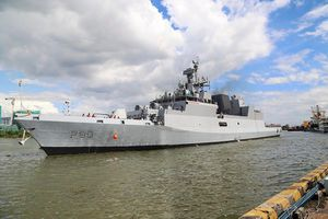 Sức mạnh tàu Hộ tống của Hải quân Ấn Độ vừa thăm TP HCM