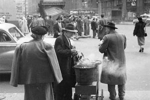 Ảnh hiếm thành phố New York những năm 1950