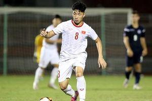 Tiền vệ Huỳnh Công Đến (U22 Việt Nam): 'Của để dành' của ông Park