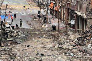 Lý do bất ngờ đằng sau vụ đánh bom ngày Giáng sinh ở Nashville