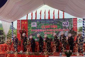 Khởi công nút giao thị trấn Phố Lu và KCN Tằng Loỏng với cao tốc Nội Bài - Lào Cai