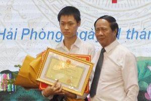 Thu hồi 3,5 tỷ tiền thưởng cho học sinh: Sở GD&ĐT Quảng Ngãi nói gì?