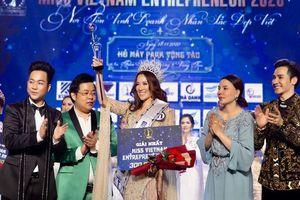 Thanh tra Bộ Văn hóa vào cuộc vụ lùm xùm Hoa hậu Doanh nhân sắc đẹp Việt