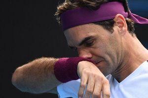 Roger Federer bất ngờ rút khỏi Australia Mở rộng 2021