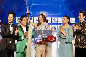 Cục NTBD lên tiếng về lùm xùm Hoa hậu Doanh nhân sắc đẹp Việt 2020
