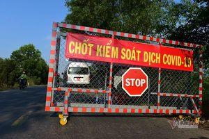 5 người Trung Quốc nhập cảnh trái phép, đi xe khách từ Hải Phòng vào TP.HCM