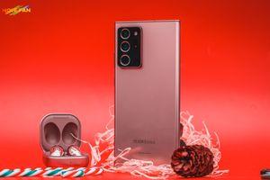 Samsung Buds Live: lựa chọn của tín đồ thời trang, thiết kế ấn tượng nhất 2020
