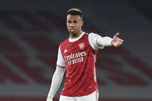 Arsenal đón hung tin từ Gabriel Magalhaes