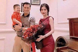Mối quan hệ thực sự của Việt Anh với vợ cũ
