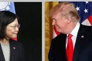 Trung Quốc đối phó ra sao với khả năng ông Trump thăm Đài Loan?