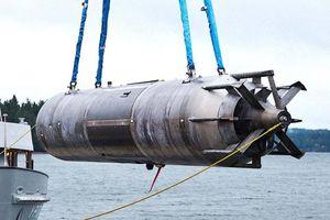 Mỹ sẽ sản xuất tàu ngầm không người lái 'Cá quả' lớn nhất