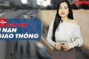 Video TNGT 29/12: Hai bà cháu va chạm xe container, bé gái tử vong tại chỗ