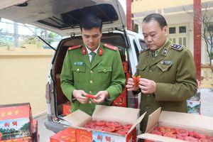 Lạng Sơn: Tăng cường đấu tranh chống buôn lậu, gian lận thương mại trên địa bàn huyện Lộc Bình