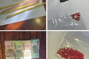 Quảng Bình: Triệt phá chuyên lớn ma túy, bắt giữ 7 đối tượng