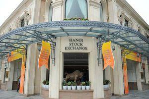 Đã thu được hơn 3.042 tỷ đồng từ đấu giá trên HNX