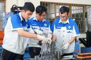 Tín hiệu tích cực đào tạo nghề chất lượng cao