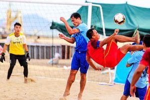 Giải bóng đá bãi biển quốc gia: Cơ hội để Khánh Hòa bảo vệ ngôi vương
