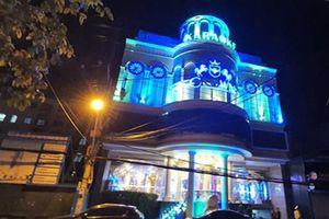 55 người 'dính' ma túy trong quán karaoke Crown ở Nha Trang