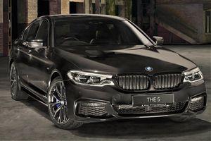 Chi tiết BMW 530i M Sport Dark Shadow Edition giá gần 97.000 USD
