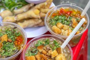 Những phiên bản súp cua ở TP.HCM