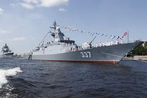 Hải quân Nga tiếp nhận chiến hạm mạnh nhất