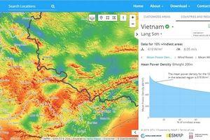 Tập đoàn Mỹ muốn làm điện gió ở Lạng Sơn:Tiềm năng tốt...