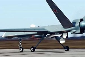 Mỹ đánh giá cao UAV Orion của Nga