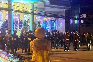 Khánh Hòa: Phá ổ chơi ma túy tại karaoke Crown TP Nha Trang