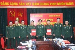 Cục Chính trị (Tổng cục Hậu cần) và Báo Quân đội nhân dân Ký kết hợp tác truyền thông năm 2021