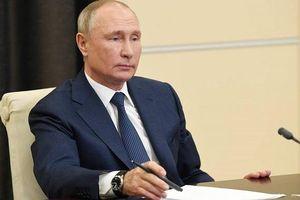 Điện Kremlin nói gì trước những đồn đoán về người kế vị Tổng thống Putin?