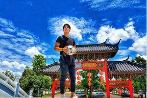 'Trai đẹp' ghé bến Sài Gòn FC
