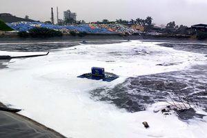 Đưa 'bảo bối' Nhật Bản khử mùi ở sông Tô Lịch thí điểm tại bãi rác Nam Sơn