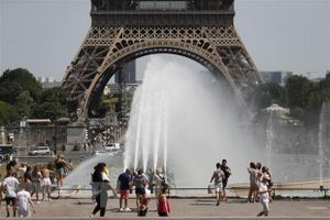 Năm 2020 là năm nóng nhất tại Pháp