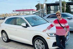 Bóc giá xế hộp Audi Q5 Nhật Tinh Anh mua nhân dịp sinh nhật