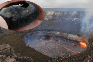Bí ẩn 'nước mắt nữ thần lửa' phun ra từ núi lửa Hawaii