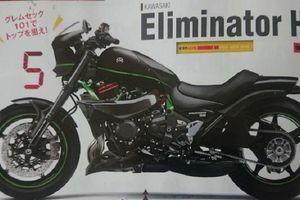 Siêu xe Kawasaki Eliminator H2 sẽ ra mắt vào năm 2021?