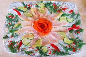Ăn gỏi cá: Sướng miệng hại thân
