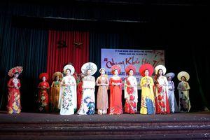 Hội thi 'Cô giáo tài năng duyên dáng' huyện Phú Xuyên năm học 2020 – 2021