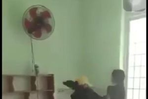 Tiếp tục xuất hiện clip nữ sinh đánh bạn ở Đồng Nai