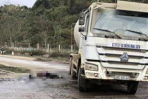 Sơn La: Va chạm giữa xe máy và xe bồn, 1 người tử vong tại chỗ