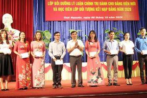 Phát triển đảng viên mới: Cần những giải pháp tổng thể, căn cơ