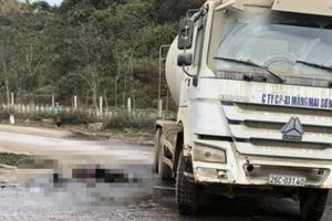 Sơn La: Va chạm với xe bồn, một phụ nữ tử vong thương tâm