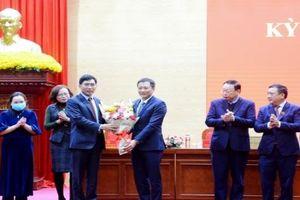 Tuyên Quang, Quảng Ninh, Hậu Giang kiện toàn nhân sự, bổ nhiệm lãnh đạo mới