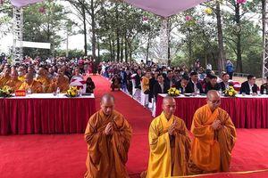 Bổ nhiệm trụ trì chùa Thông Tán