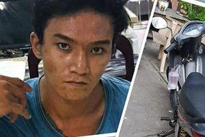 Tên trộm xe bị bắt vì xe máy gắn thiết bị báo động