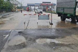Cần sửa chữa sớm đường thu phí qua Quảng Trị